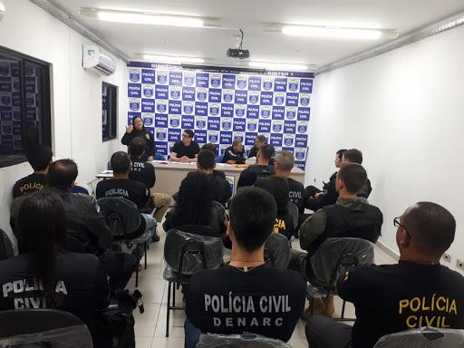 Polícia Civil prende acusados de integrar organização criminosa em Caruaru; Confira