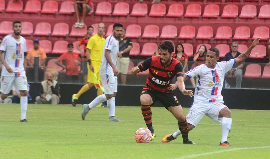 Sport vence o Afogados na estreia de Guto Ferreira