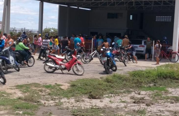 Comerciante é baleado em tentativa de latrocínio em Caruaru