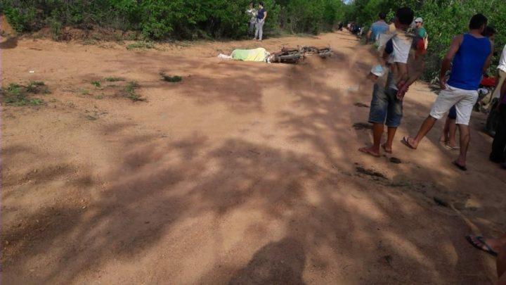 Homem assassinado a tiros na zona rural de Caruaru