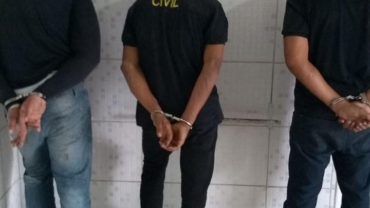 Policia prende quadrilha que se passava por policiais e fez família refém em Caruaru