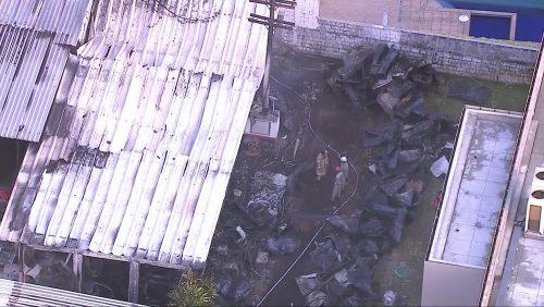 Incêndio no Centro de Treinamento do Flamengo, no Rio, deixa dez mortos