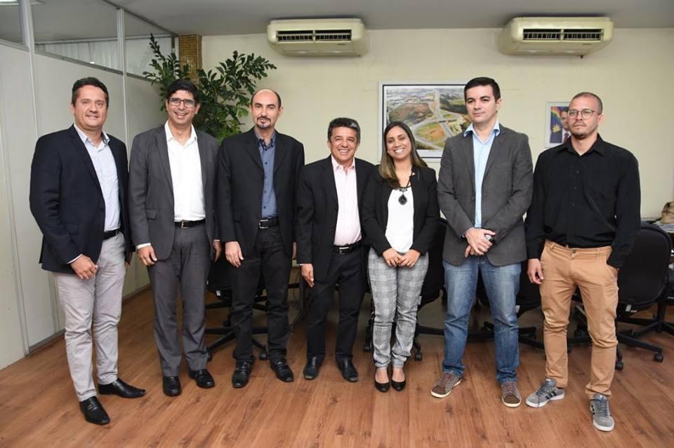 Reunião com representantes do Polo Têxtil discute melhorias na PE-160 no Agreste-PE