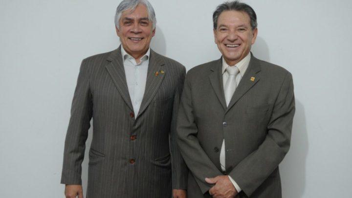 Presidente da Câmara recebe visita do desembargador do Tribunal Regional do Trabalho