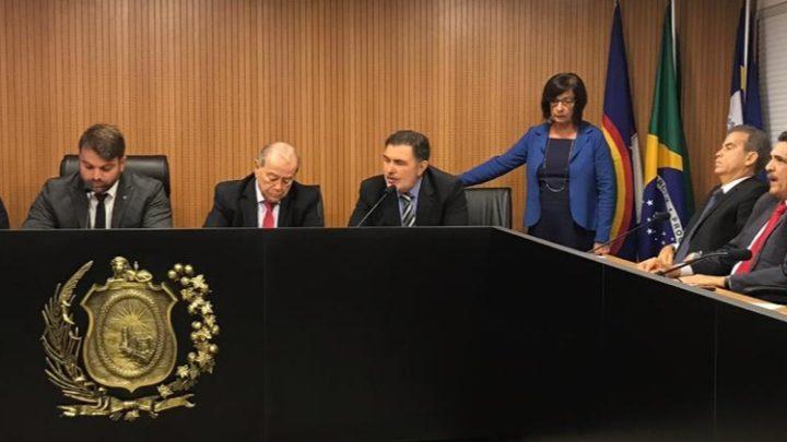 Tony Gel é reconduzido a vice-presidência da Comissão de Constituição e Justiça da Alepe