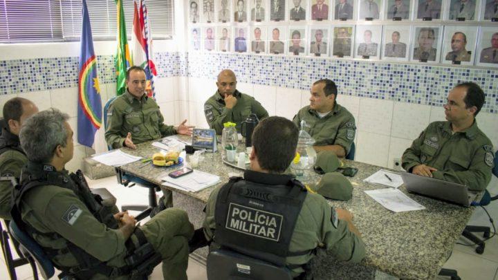 PMPE realiza reunião de planejamento para o São João 2019 em Caruaru