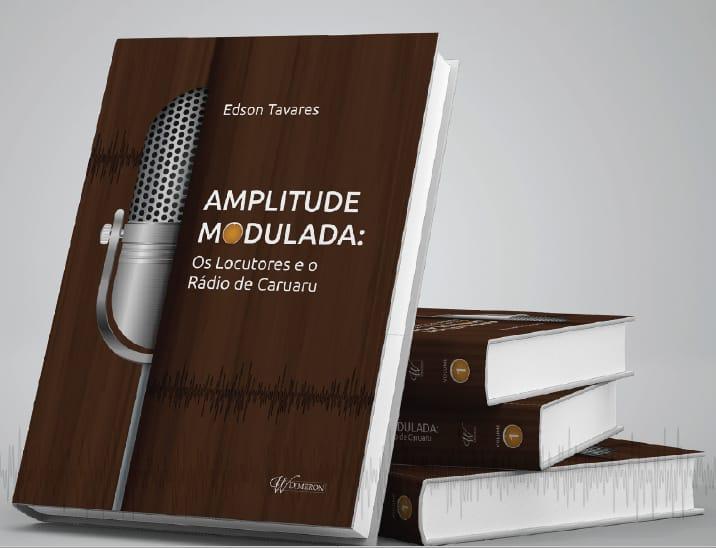 A História do Rádio AM de Caruaru é contada em livro