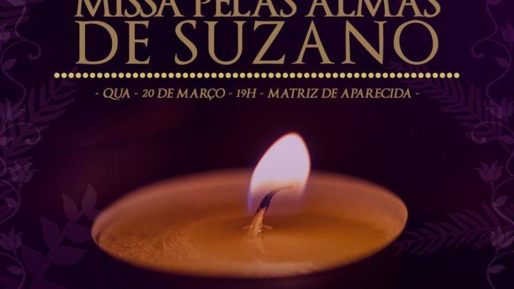 Missa em Caruaru pelas vítima da Chacina de Suzano-SP