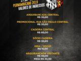 Central x Sport se enfrentam em Caruaru domingo (17); Confira