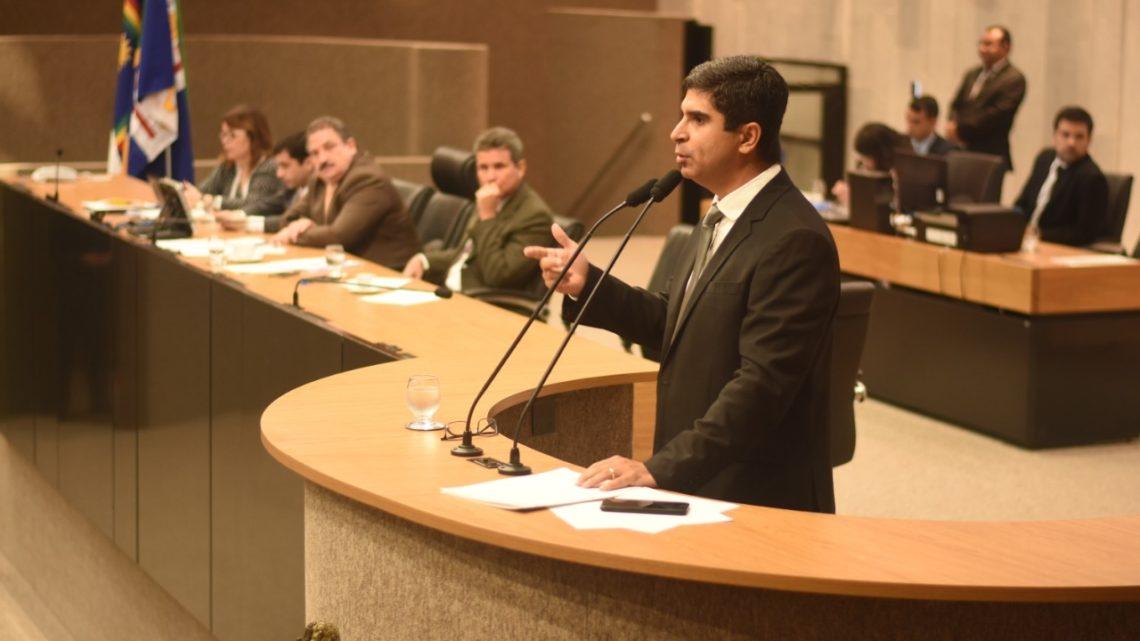 Lessa propõe a criação de delegacias especializadas em combater furtos e roubos a agências bancárias, carros-fortes e caixas eletrônicos