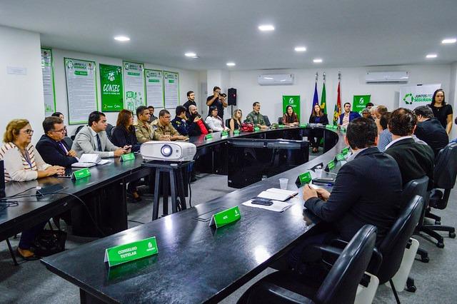 Comitê discute novos projetos para a Feira da Sulanca e segurança no São João