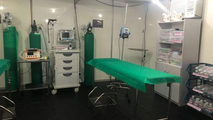 Cerca de 500 profissionais de saúde trabalharão durante o São João 2019 em Caruaru