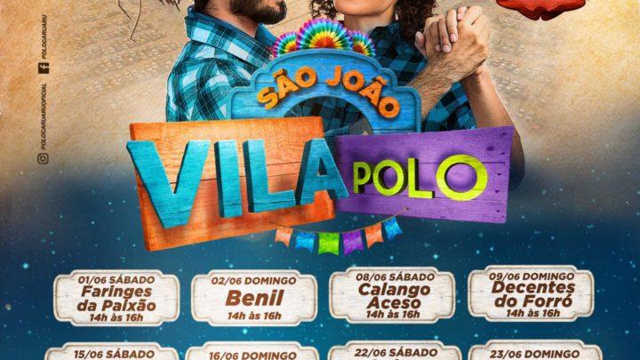 Confira a programação da Vila do Polo no São João de Caruaru