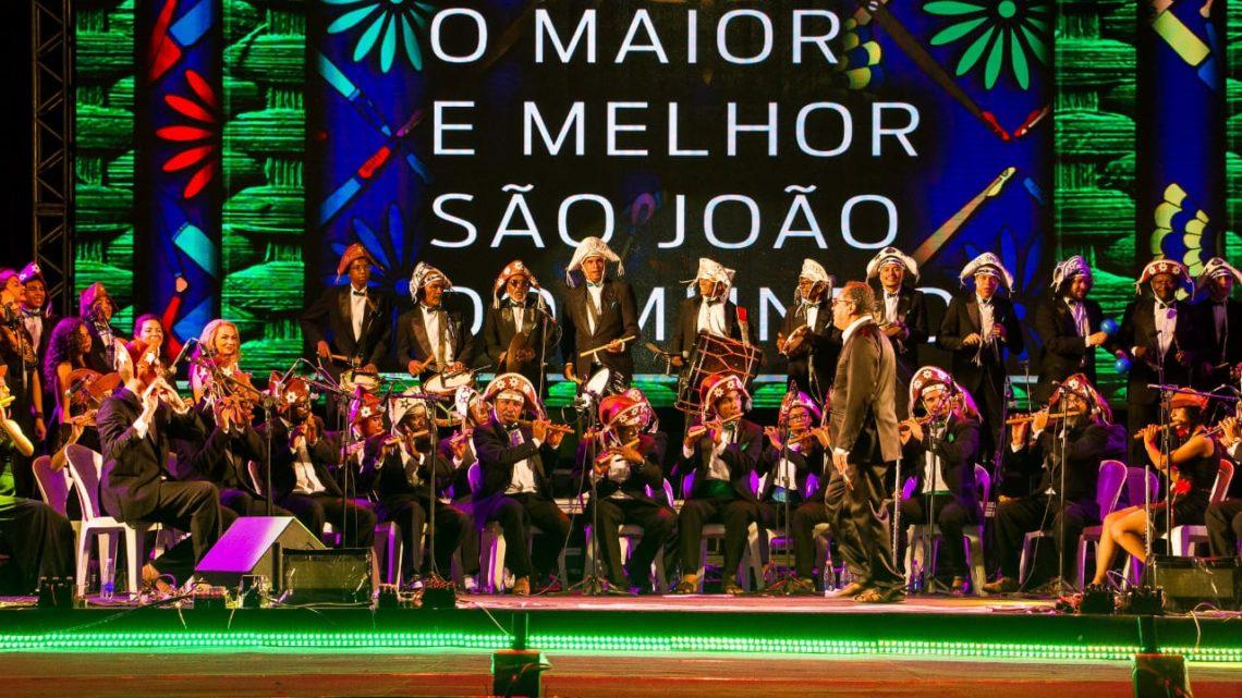 Atrações do 1° fim de semana do São João de Caruaru 2019; Confira