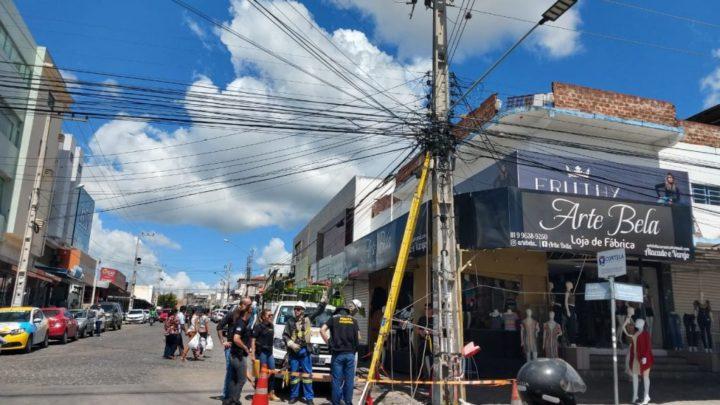 Resultado da Operação Energia Suja 2 em Caruaru, Bezerros e Vertentes