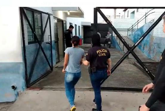 Polícia Civil realiza em Caruaru operação de combate ao tráfico de drogas