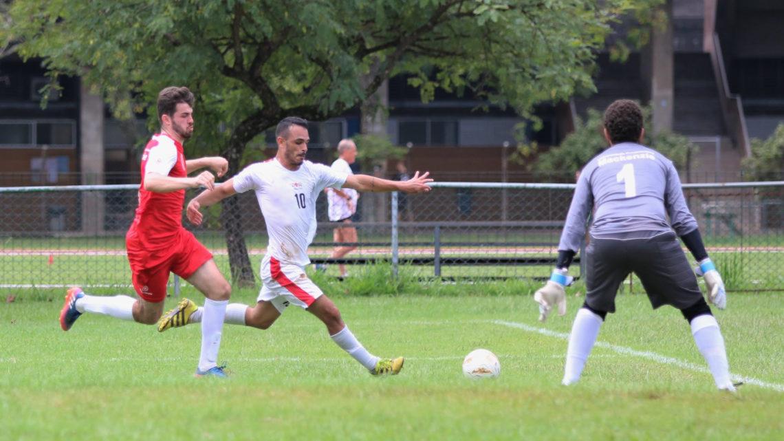 Caruaru vira palco para o futebol nos Jogos Universitários Brasileiro nesta semana