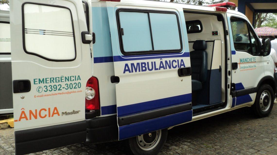 Vítima de bala perdida em Caruaru é transferida para o Recife