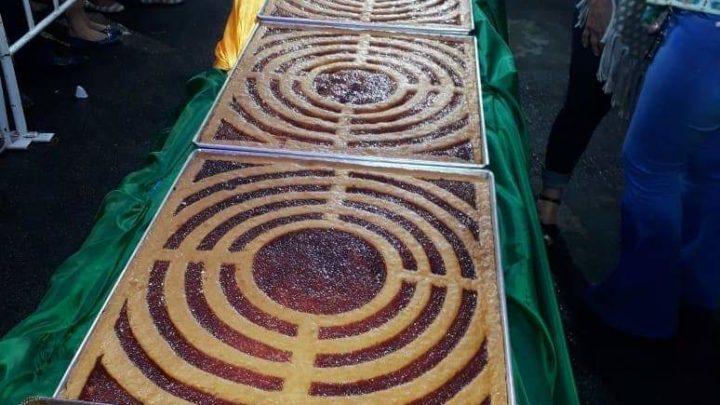Festa da Maior Broa de Milho do Mundo em Caruaru nesta segunda (24)