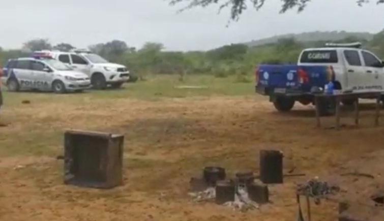 Duplo homicídio registrado na zona rural de Caruaru