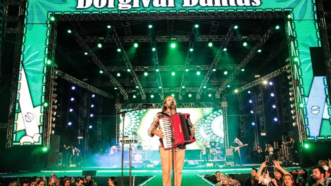 Confira as atrações e horários dos shows deste fim de semana no São João de Caruaru 2019