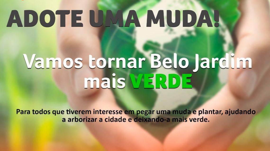 Faculdade Pitágoras de Belo Jardim lança campanha na Semana do Meio Ambiente