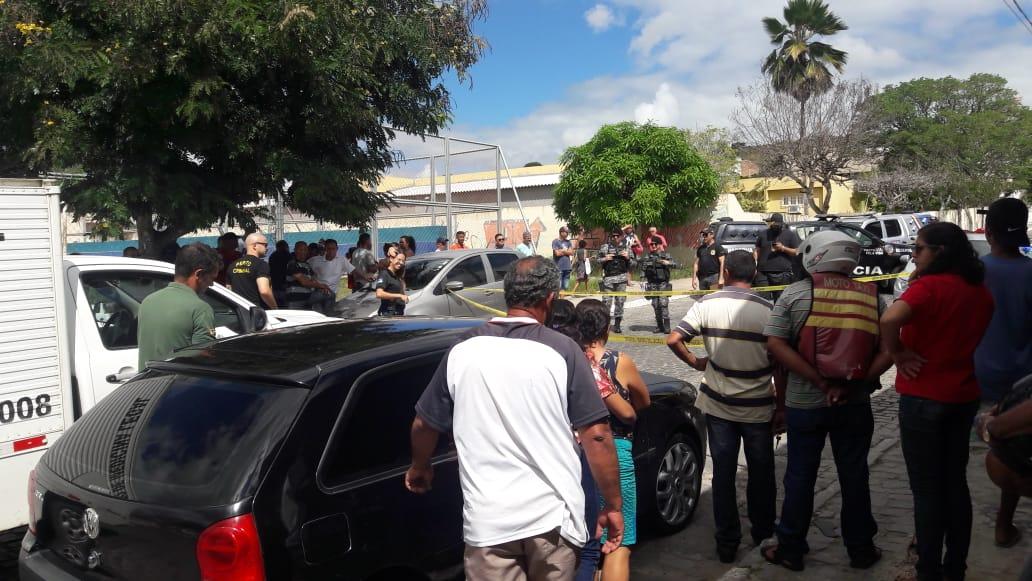 Identificado o flanelinha que foi assassinado em Caruaru