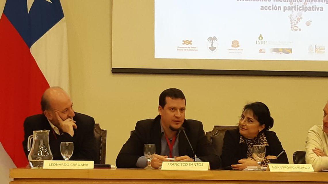 Caruaru participa de seminário internacional voltado para saúde na América Latina