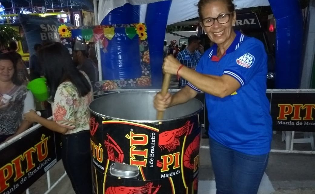 Maior Quentão do Mundo atrai milhares de forrozeiros; Confira as próximas Comidas Gigantes de Caruaru