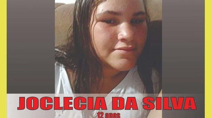 Disque-Denúncia lança campanha para encontrar menina de 12 anos desaparecida em Caruaru; Compartilhe
