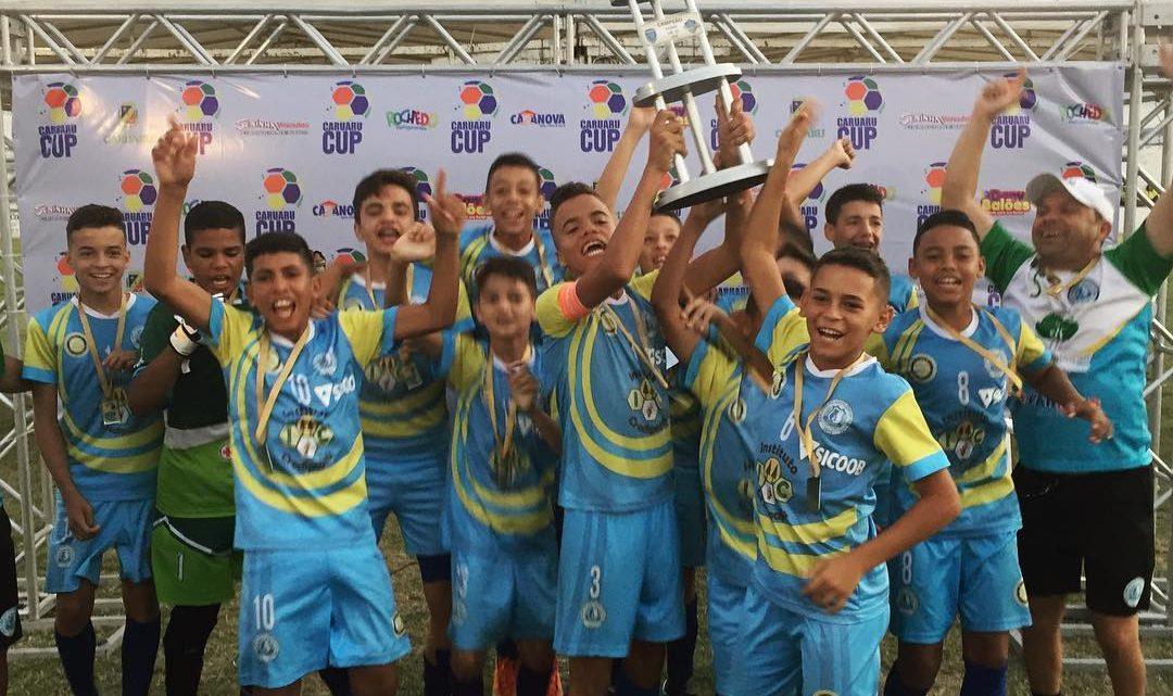 Caruaru Cup vai reunir mais de 800 atletas no Estádio Vera Cruz
