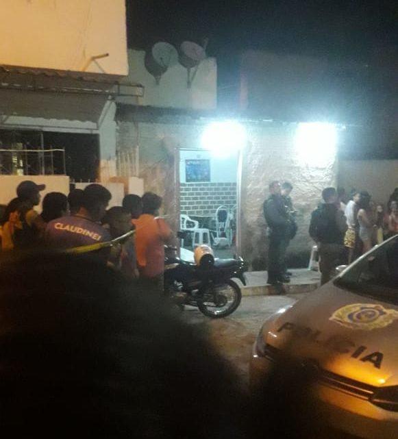 Jovem assassinado a tiros em Caruaru nesta quinta (4)