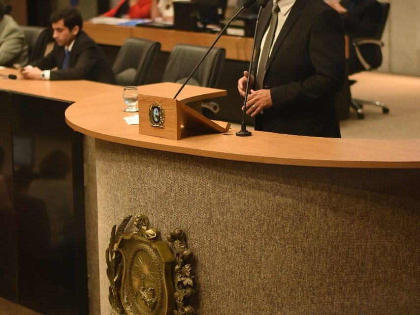 Deputado Delegado Lessa faz balanço de atuação no 1° semestre