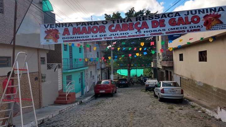 Duas comidas gigantes em Caruaru neste fim de semana: Canjica e Xerém com Galinha