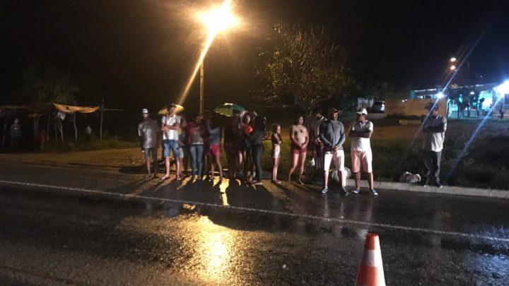 Homem atropelado na BR-104 em Caruaru neste sábado (13)