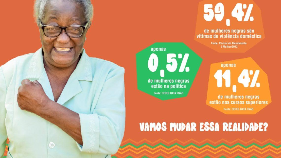 Semana da Mulher Negra Latino-Americana e Caribenha em Caruaru