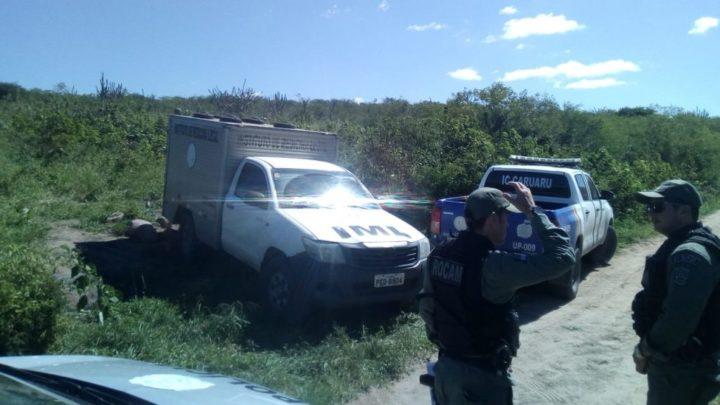 Suspeito de trocar tiros com a polícia é encontrado morto em Bezerros