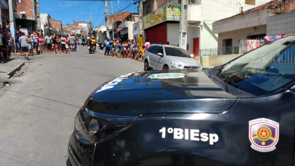 Identificada a vítima de homicídio em Caruaru