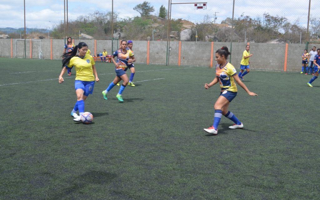 1° Festival de Futebol Feminino de Caruaru será neste domingo (4)