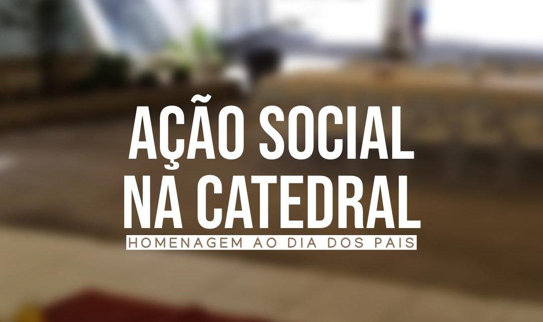 Catedral de Caruaru promove ação social nesta sexta (9)