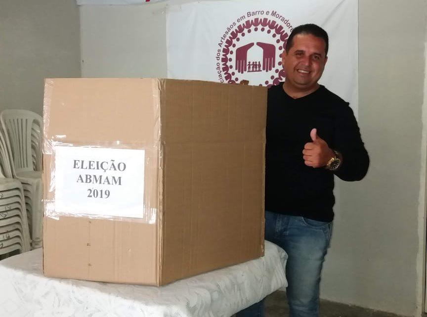 Helton Rodrigues assume a presidência da ABMAN neste domingo (25)
