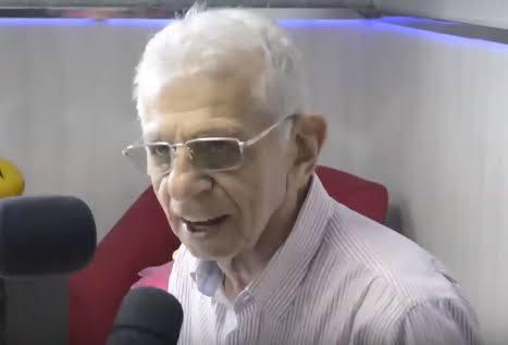 Radialista Agenor Farias precisa de doação de sangue