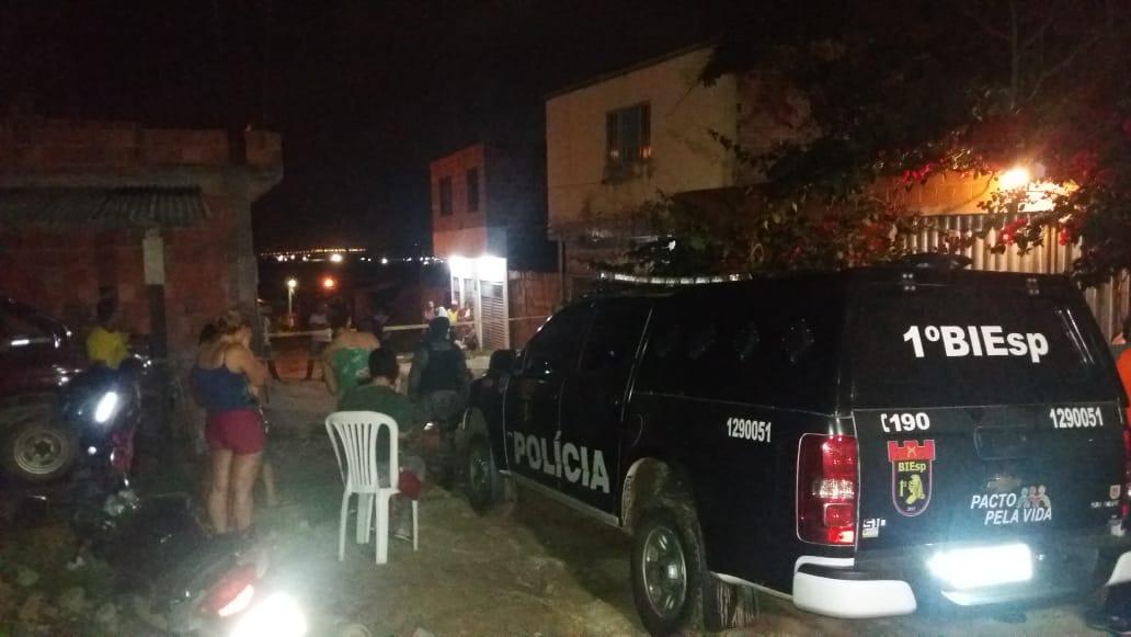 Homem assassinado em Caruaru nesta sexta (13)