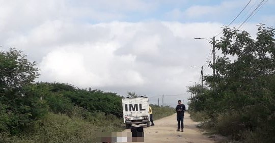 Ex-presidiário é assassinado a tiros em Caruaru neste sábado (14)