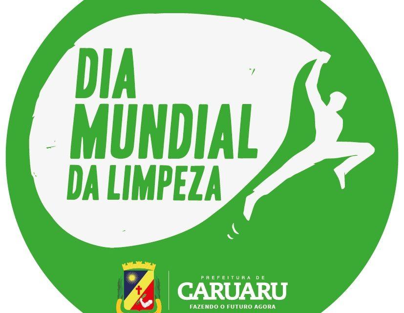 Dia Mundial da Limpeza terá campanha de conscientização em Caruaru