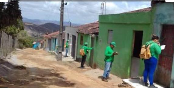 Nove Agentes de Combate às Endemias são assaltados em dois bairros de Caruaru