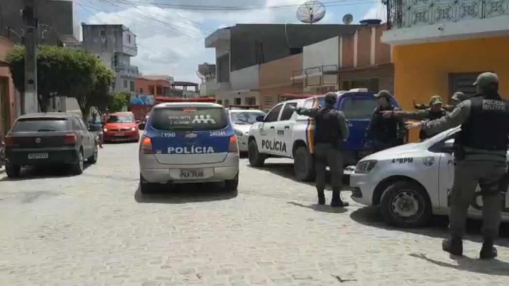 PM prende Tio acusado de matar sobrinha de 8 meses em Altinho