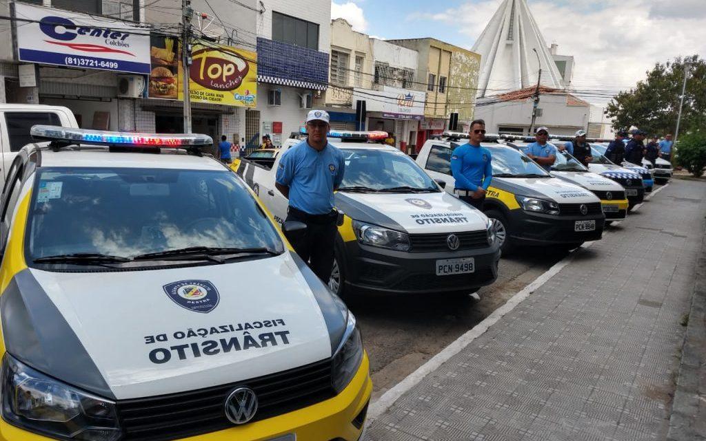 Destra realiza ações da Semana Nacional de Trânsito a partir desta quarta (18)
