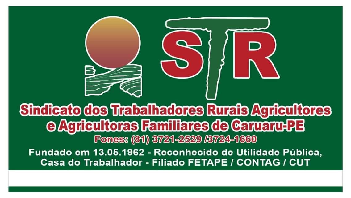 Eleição para nova diretoria do Sindicato dos Trabalhadores Rurais de Caruaru neste domingo (27)