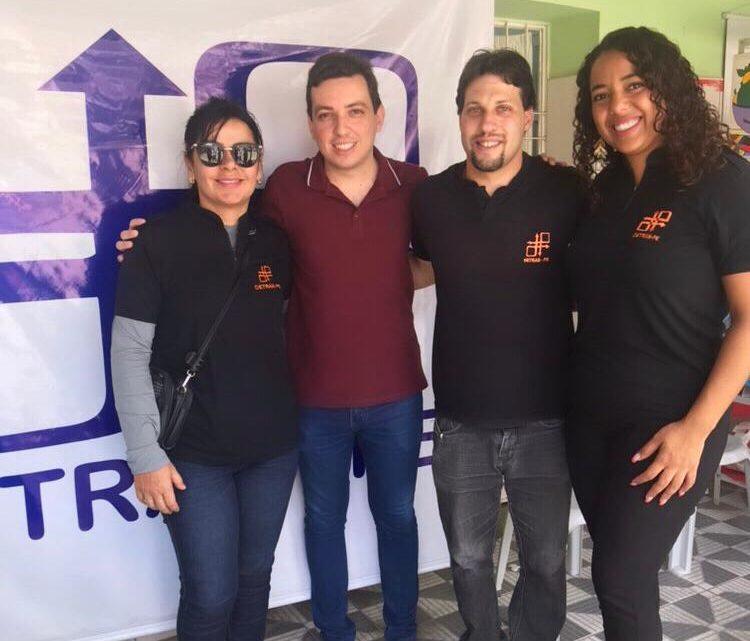 CIRETRAN Caruaru faz parceria com Casa dos Pobres em comemoração à Semana do Idoso